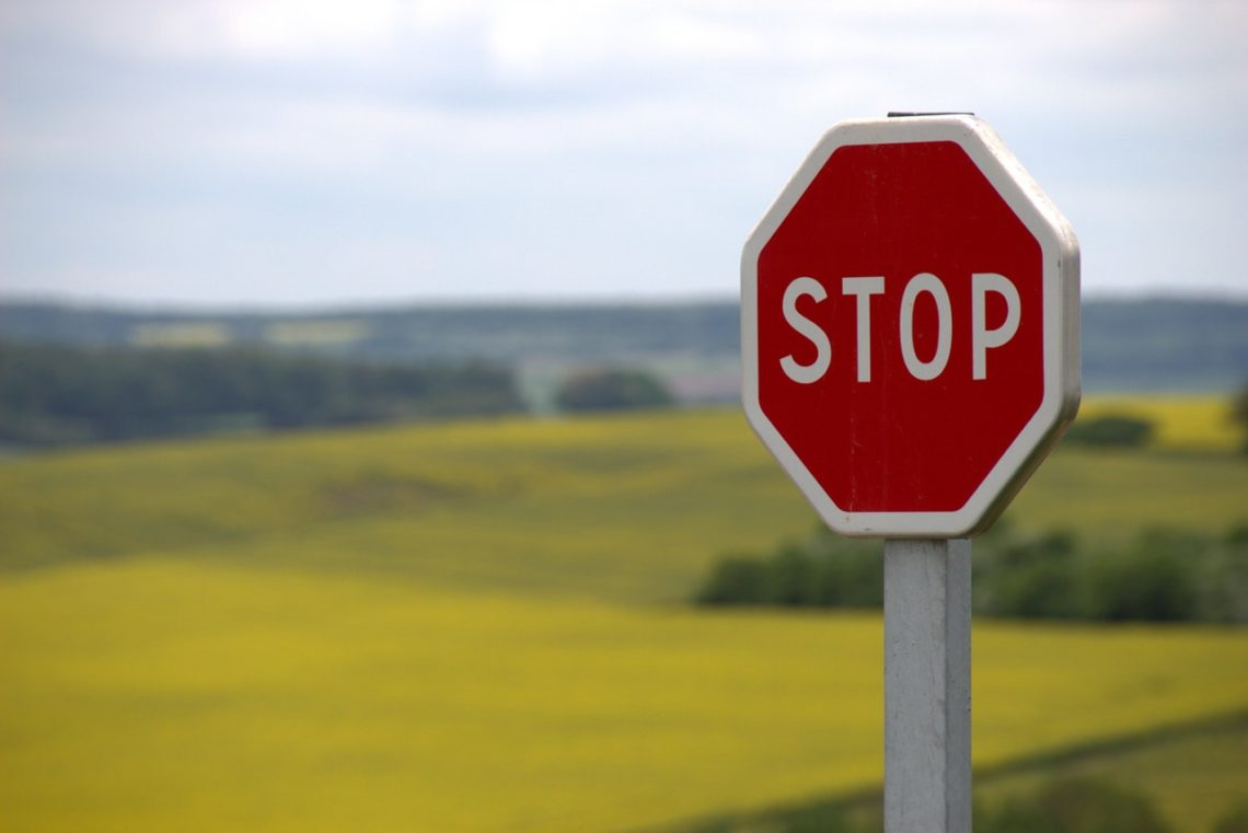 Stop! Turn around! You're going in the wrong direction  - My Daily